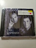 The Raphaels Supernatural CD 2001 Rock Folk Rock Country New sealed