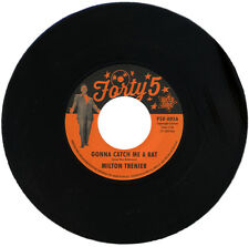 "MILTON TRENIER  ""GONNA CATCH ME A RAT""   STORMING R&B MOVER   LISTEN!"