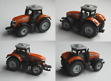 Majorette - Massey Ferguson MF 8737 Traktor orange