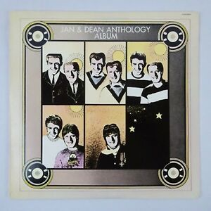 Jan & Dean Vinyl 2LP Anthology Album
