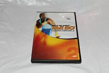 Billy Blanks Tae Bo Cardio Circuit 2 DVD 2004 Upper Lower Body Abs Workout