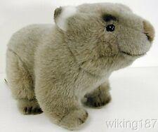 KOSEN of Germany NEW #6990 Australian Gray Baby Wombat Plush Toy