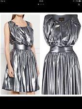 Vivienne Westwood Ang. Gardner Lami Pleated Dress12UK RRP £425