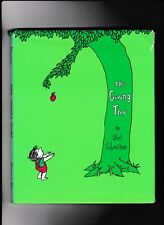 The Giving Tree---Shel Silverstein---hc/dj---HarperCollinsPublishers