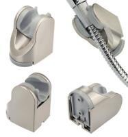 Massiver Duschkopfhalter Brausehalter Wandhalterung universal Modell C200 – 2