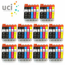 50 XL Ink Cartridges Canon 550 551 for iP7250 MG5450 MG6350 MG6450 MG7150 MX925