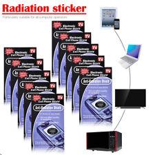 10X Radisafe Anti Radiation EMF Protection Energy Saver Phone Laptop Stickers