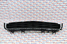 GENUINE Vauxhall ASTRA H - FRONT BUMPER LOWER GRILL / GRILLE - NEW CHROME BLACK
