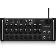 Midas MR18 18-Input Digital Mixer for iPad/Android Tablets w/ MIDAS PRO Preamps