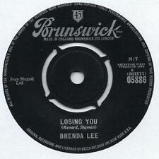 "Brenda Lee - Losing You - 7"" Single"