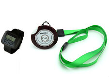 SINGCALL Wireless Nurse Calling Systems for Disabled,Old People,1 Watch,1 Bell