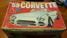 Amt '59 Corvette Street Rods Model Kit 1:25 scale (615H) T393