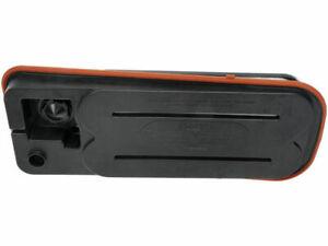 For 2008 Pierce Mfg. Inc. Dash Engine Crankcase Breather Element Dorman 93452SD