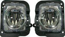 FITS FOR ACURA MDX 2014 2015 2016 FOG LAMP RIGHT & LEFT PAIR SET