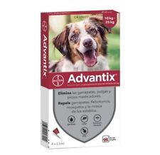 Advantix (10-25KG) 8 Pipetas (blister) CAD 2024