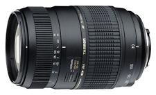 Objetivo Tamron AF Di 70-300mm f/4-5.6 MACRO x Nikon 5 años de garantía