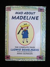 Mad about Madeline : The Complete Tales by Ludwig Bemelmans 1993 Hardcover