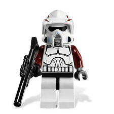 NEW LEGO STAR WARS ELITE CLONE TROOPER MINIFIG figure ARF minifigure storm 9488