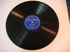 Vocalation 78rpm Bert Block and His Bell Music I Love to Whistle