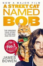 A Street Cat Named Bob: How one man and his cat found hope on t .9781473633360