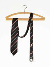 Vintage Cravatta Tie Aquascutum 100% Silk