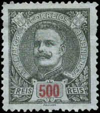 Portugal  Scott #131a Mint No Gum  Perf 12 1/2