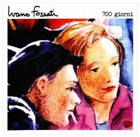 IVANO FOSSATI - 700 GIORNI CD NUOVO SIGILLATO
