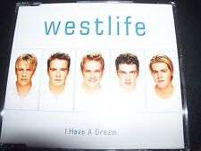 Westlife I Have A Dream UK CD Single – Like New