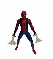 "SPIDERMAN HOMECOMING WEBCITY ACTION FIGURE  HASBRO 2017  Marvel 6"" Lights Up"