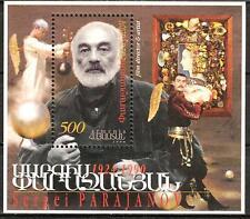 Armenia 1999 Theater Sergei Parajanov Film director, Artist Angels S/S MNH**