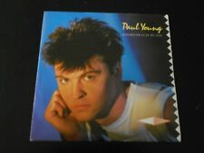 PAUL YOUNG-WHEREVER I LAY MY HAT/BROKEN MAN - ITALY 45