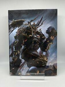 Warhammer 40,000 - Black Legion Codex Supplement (Hardback 2013)