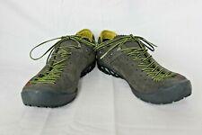 Salewa Women's Ws Ramble Gtx Hiking Trail Climbing Running Shoe 10 Smoke/Citro