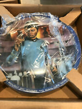 Dr. McCoy Star Trek Collection Plate by The Hamilton Collection Plate No. 1448R