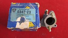 Peugeot 404 Manifold Intake with Studs - Tubulure D'Admission - 034323
