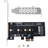PCIE to M2 Adapter PCI Express 3.0 x1 to NVME SSD Adapter Support 2230 2242 2 Hf