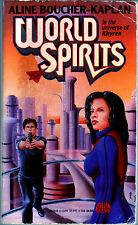 ALINE BOUCHER-KAPLAN - WORLD SPIRITS