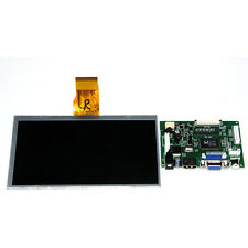 "7"" inch Raspberry Pi 3 LCD Screen Display 7 inch LCD TFT Monitor with HDMI VGA"