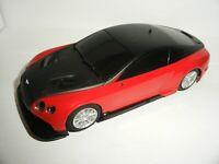 Scalextric - Bentley Continental Red/Black - Exc. Cdn.