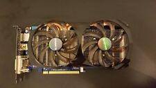 Gigabyte NVIDIA GeForce GTX 660 (GV-N660OC-2GD) 2GB / 2GB (max) GDDR5 SDRAM PCI