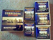 Jason Gilbert Commercial Millions 3 Day Real Estate Bootcamp DOWNLOAD ONLY