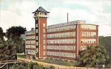 Postcard Augusta Shoe Factory in Augusta, Maine~131092