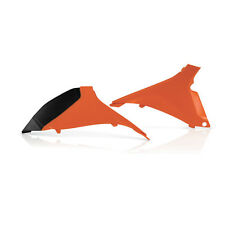 Coperchio Scatola Filtro KTM EXC 2012-2013 Arancio nero