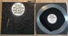 "Cult of Luna/The Old Wind-Split 12"" LIMITED Clear-Black vinyl * Rar * Isis"
