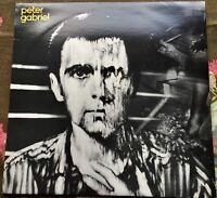 PETER GABRIEL Vinyl LP CDS-4019 1980 First Press Excellent