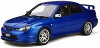 OTTO MOBILE 322 SUBARU IMPREZA STi S204 resin model car Blue Mica 2006 1:18th