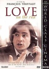 Love On The Run (DVD 1999) NEW & SEALED