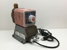 Iwaki EH-E Metering Pump - Unknown Part Number, Powers On