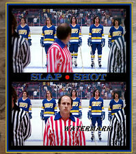 Slap Shot Movie Hanson Brothers National Anthem Color 8 X 10 Photo Picture Print
