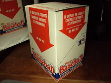 1984 Topps Sticker Box CASE (Factory Sealed) 24 Boxes-LAST 1 Ripken Murray Yount